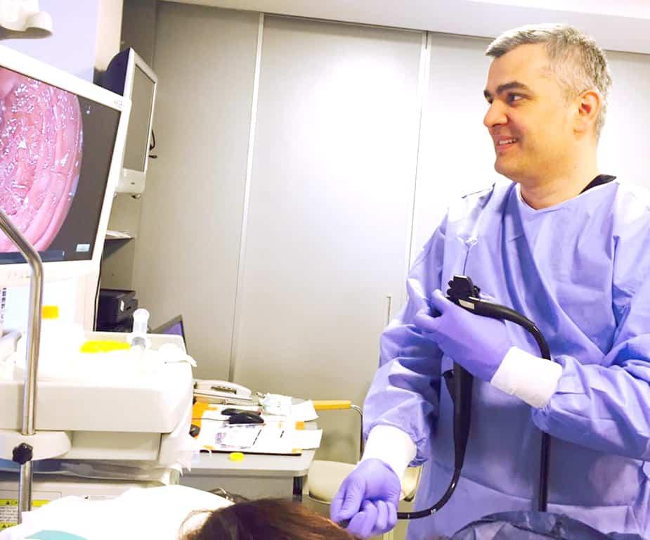 Endoskopi - Gastroskopi, Kolonoskopi - Op. Dr. Erkam TÜLÜBAŞ